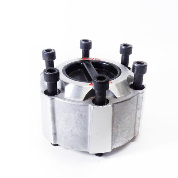 Комплект механических хабов (2 шт.) Nissan Terrano, Dutsun, Navara, X-Terra (27 шлицов)